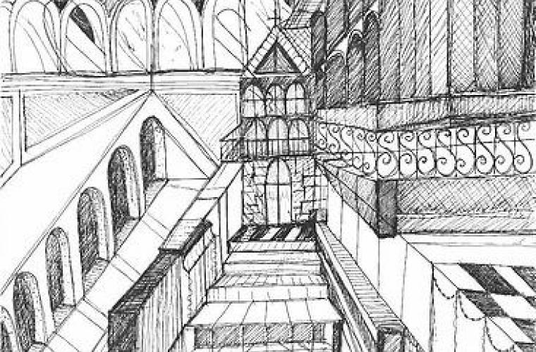 Le due religioni chiesa-spazio: 2012